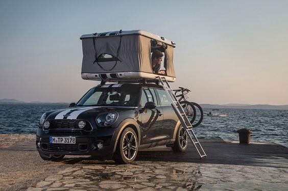 Camping Os Carros Para Acampar Mais Legais Da Internet