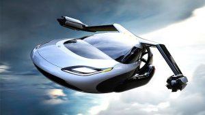 MOBIL TERBANG,FLYING CAR